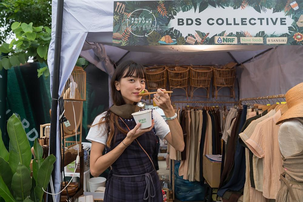 sustainable, market, fashion, utensil