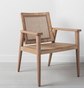 Lanai Cane Chair
