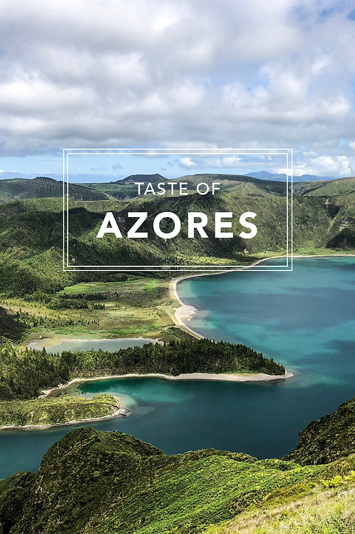Taste of Azores, Travel Guide (eBook)