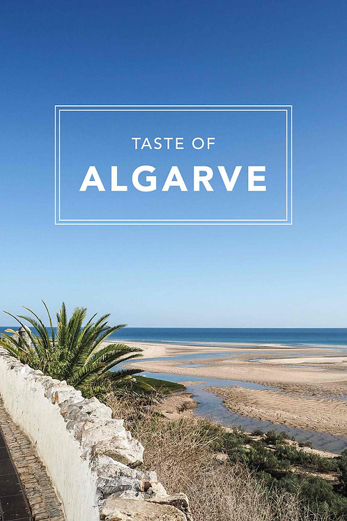 Taste of Algarve, Travel Guide (eBook)