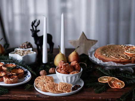 Portuguese Christmas Filhós