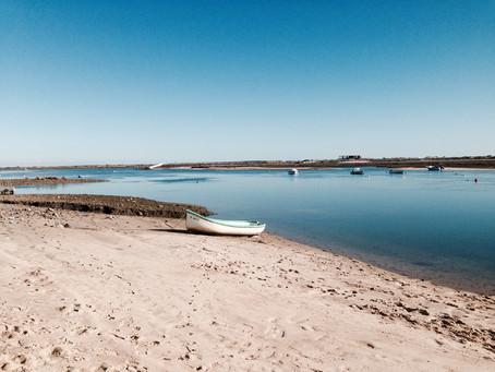 Ria Formosa – Natural Park in East Algarve