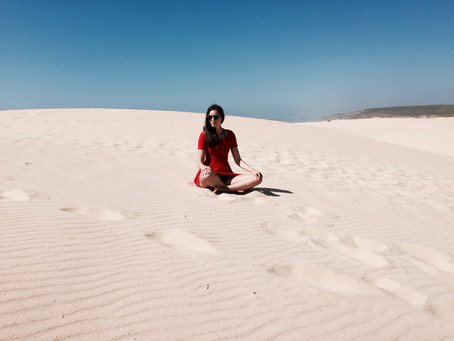 Algarve – My first Home