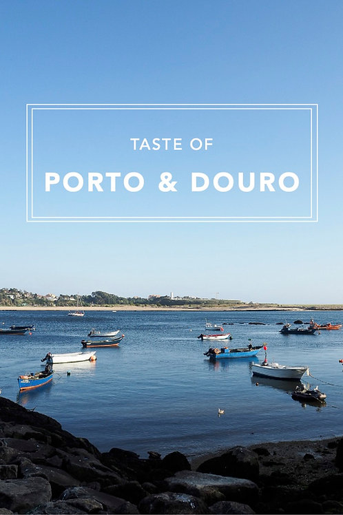 Taste of Porto & Douro (eBook)