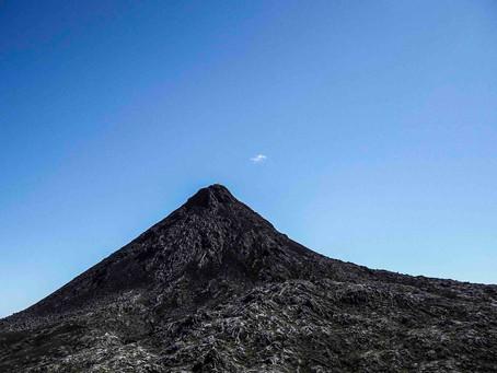 Hiking Mountain Pico