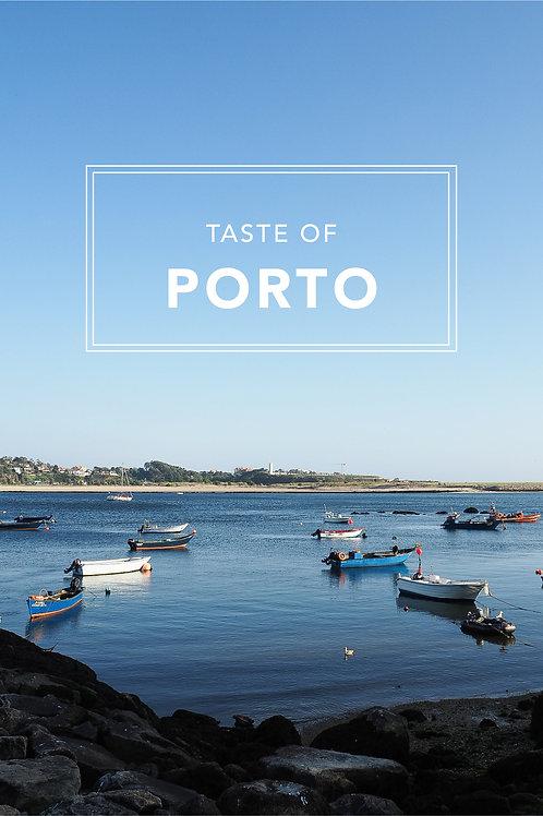 Taste of Porto, City Guide (eBook)