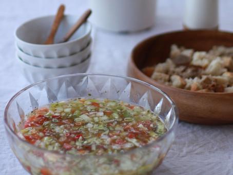 Gaspacho Português