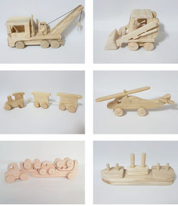 Wooden Toys From Algarve