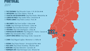 Restaurants in Portugal with Michelin Stars 2017