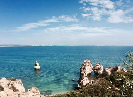 Day trip to Lagos, Algarve