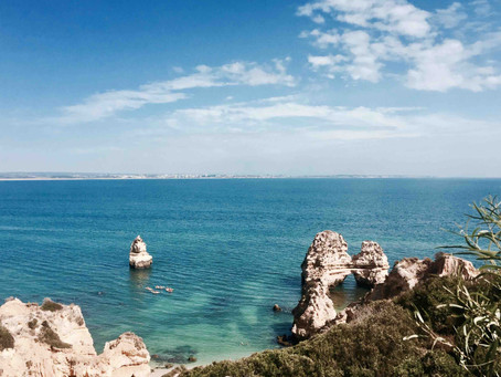 Day trip to Lagos, Algarve