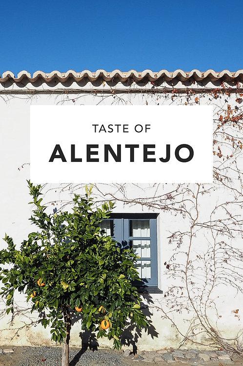 Taste of Alentejo, Travel Guide (eBook)