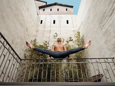 Bring Yourself – Yoga in Porto