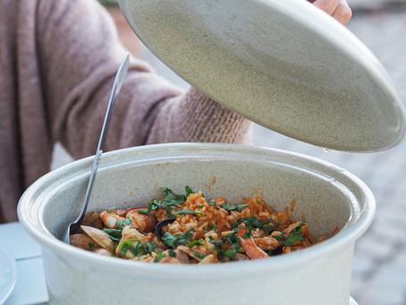 Arroz de Marisco – Seafood rice
