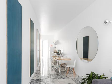 Graça Apartment by Fala Atelier