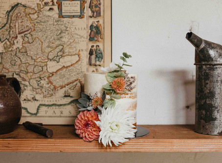 Cake Styling – Portugal meets Switzerland