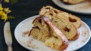 Folar Algarvio – Easter Cake from Algarve