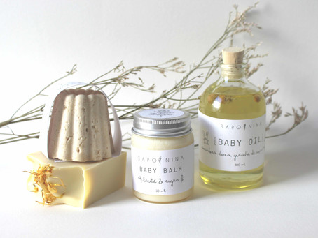 Saponina – Organic Cosmetics
