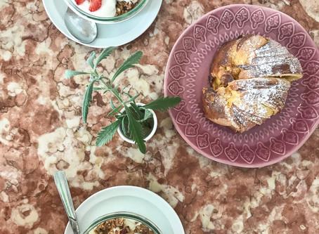 A Luz Ideal – Slow Breakfast