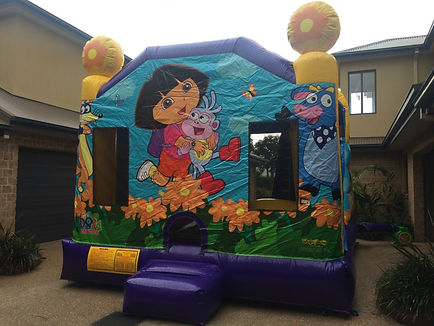 Jumping Castle Hire Bayside Melbourne
