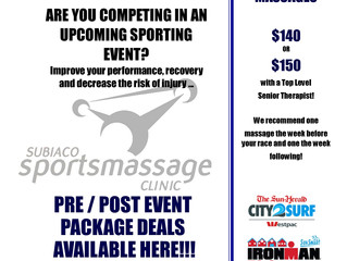 Sporting Event Package
