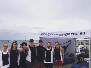 Rottnest Port to Pub Swim