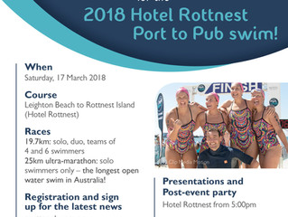 Port to Pub - March 2018 - Register NOW!