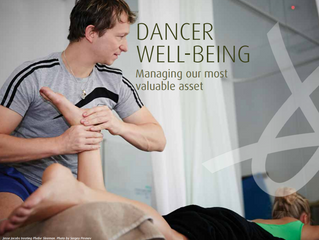 Dancer Well-Being