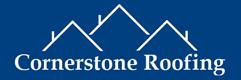 Cornerstone Roofing Logo