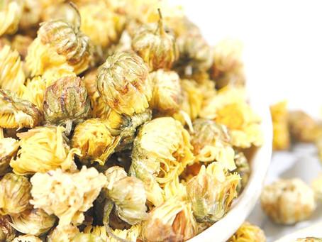 Food as Medicine: Chrysanthemum Flowers