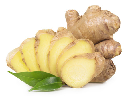Food as Medicine: Ginger