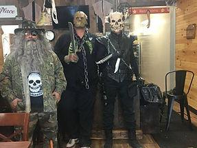 Haunted House, Wysox 2017, group photo 4