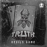 TRUTH DEVIL GAME EP COVER FEATURING ANIMAI SINGING SONG SMOKE