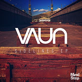 VAUN SIDELINES EP COVER FEATURING ANIMAI SINGING INTO THE NIGHT