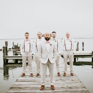 Ocean City Wedding Barefoot Beach Bride