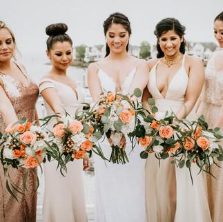 Ocean City Md Wedding Bouquets Barefoot