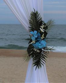 Abor Decorations Something Blue Barefoot