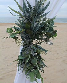 Abor Decorations Classic Greens Barefoot