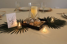 Seashells Wedding Decorations