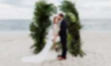 Beach Wedding Crim Barefoot Beach Bride