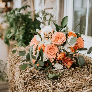 Our Harvest Barefoot Beach Bride Bouquet