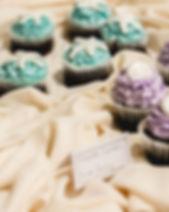 Cupcakes Beach Wedding