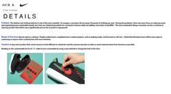 Harlem Fashion Row x Nike Sustainability Design Contest