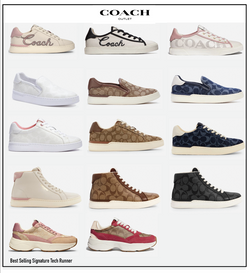 Coach Outlet Sneakers