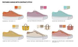 Color Combos Platform Sneaker