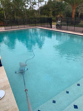 Lake Nona pools