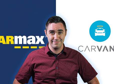 I bought a car from CarMax and Carvana to see what the differences are.