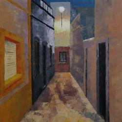 Street at night 4