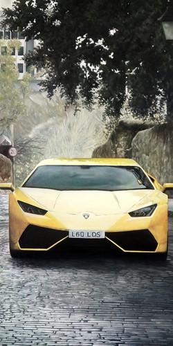 Lamborghini  (the car)