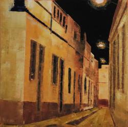 Street at night 9